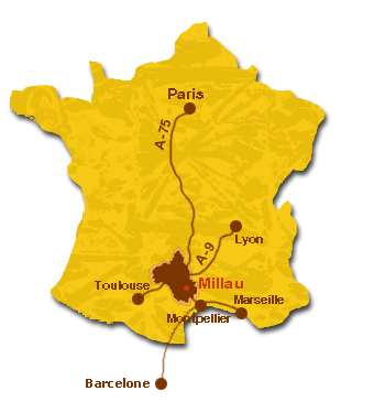 Travelling to Aveyron