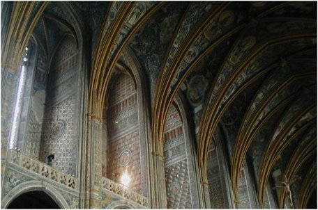 Cath�drale St. C�cile in Albi