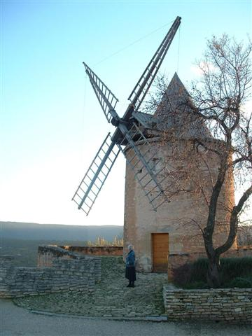 moulin provence