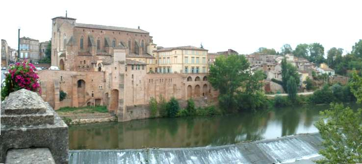 Tarn at Gaillac